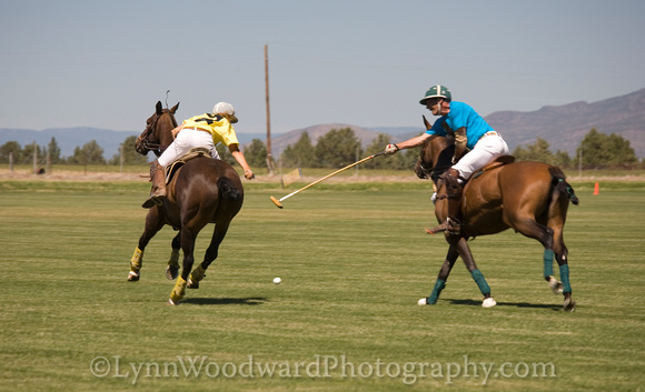 Cascade Polo Club Match, 2010